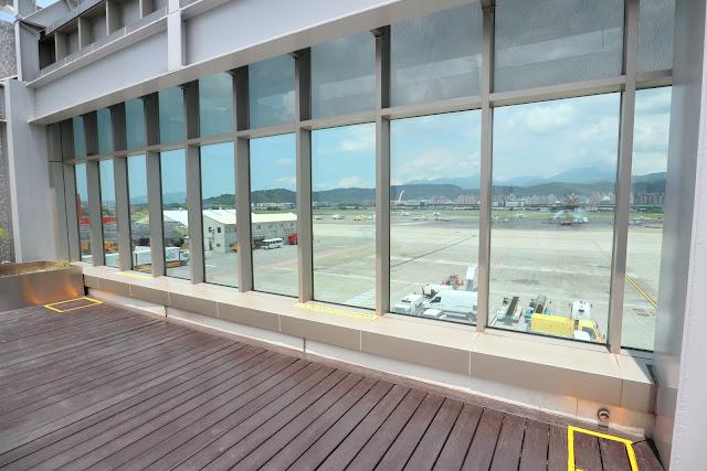 台北景點 松山機場觀景台
