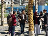 Azmil Ihsan, Mahasiswa UIN Makasar Ikuti Indonesia NEXT di San Fransisco