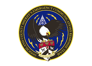 Goochland County Sheriff Logo Vector