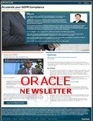 ORACLE Newsletter