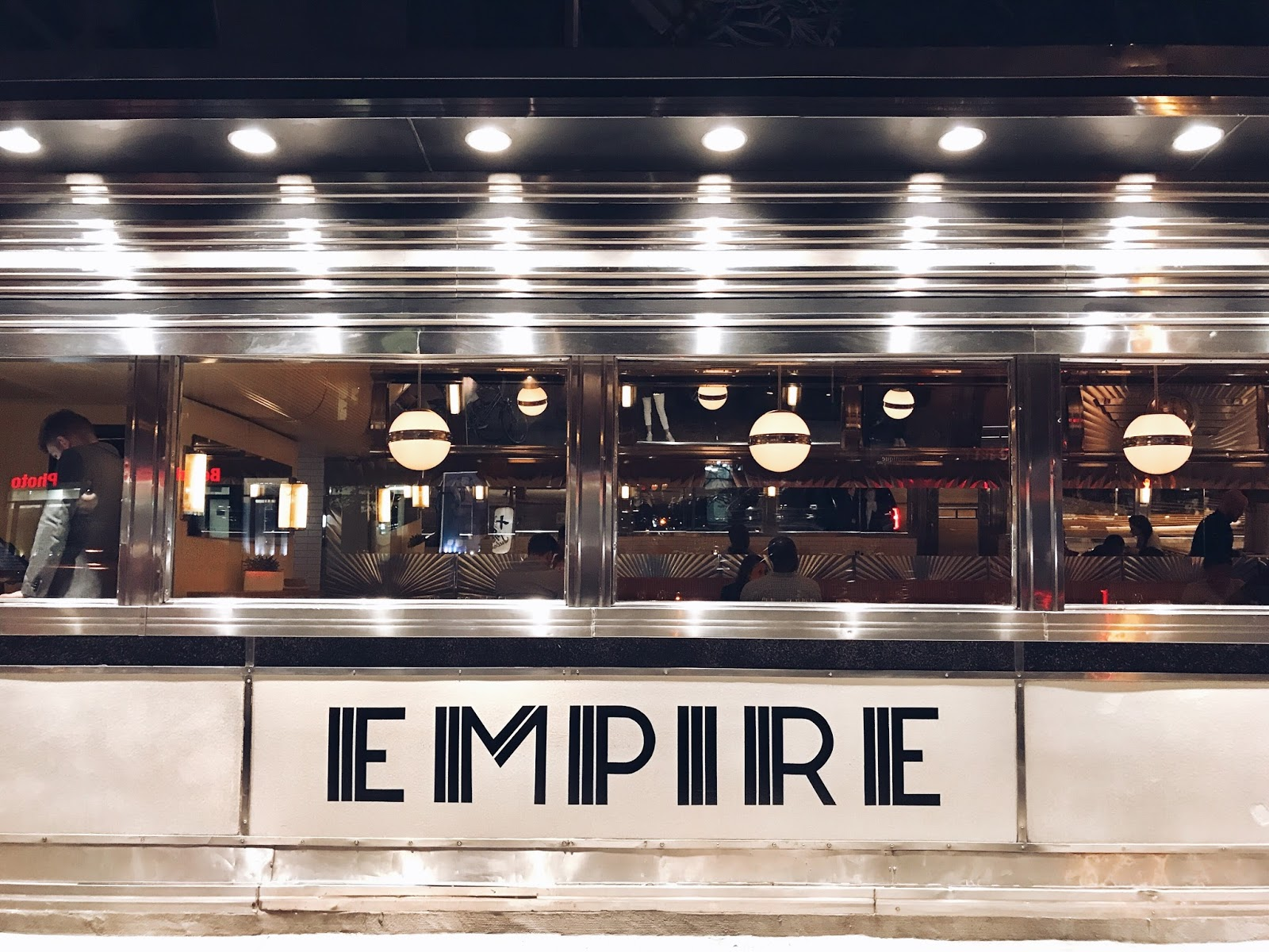 Empire Diner | New York
