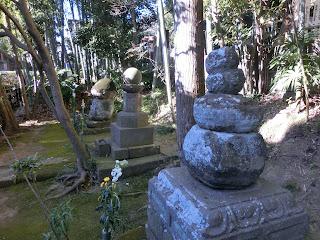 北条泰時の墓
