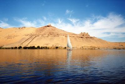 Kisah-kisah Misteri Seputar Sungai Nil