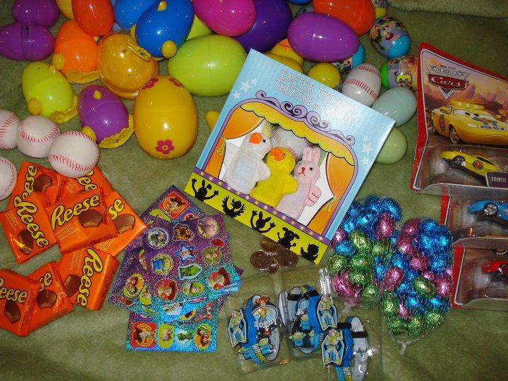 East Coast Mommy Easter Egg Fillers