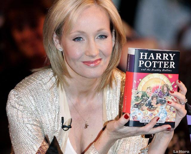 o poder dos signo da autora de Harry Potter. A
