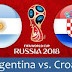 Match Preview: Argentina vs Croatia