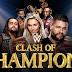 Mais três combates anunciados para o Clash Of Champions