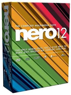 Nero 12 ดาวน์โหลดฟรี