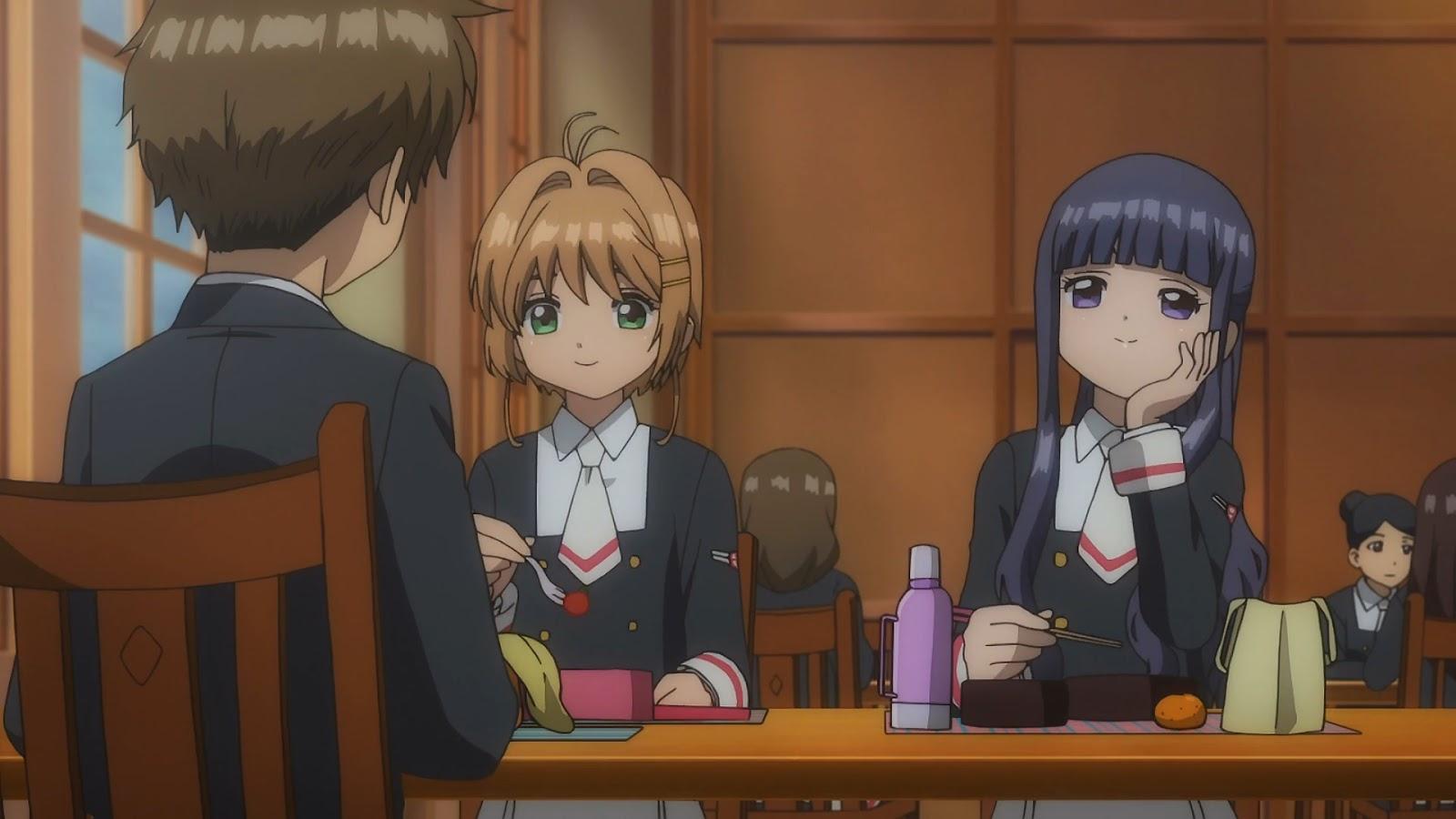 CardCaptors Sakura: Clear Card-Hen