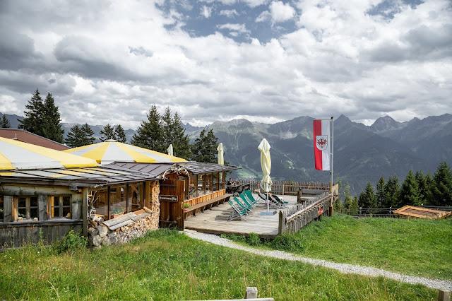 Alpenrosensteig vom Fisser Joch nach Fiss  Wanderung Serfaus-Fiss-Ladis 1