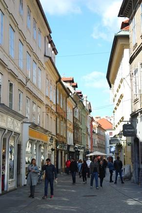 ljubljana Stari trg