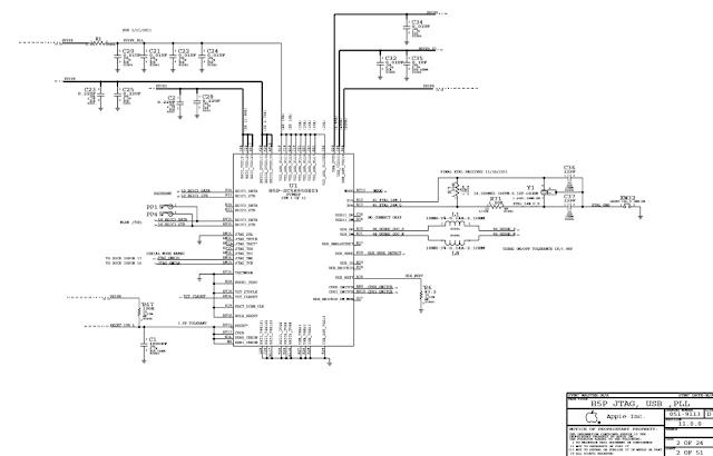 iphone 5 service schematics