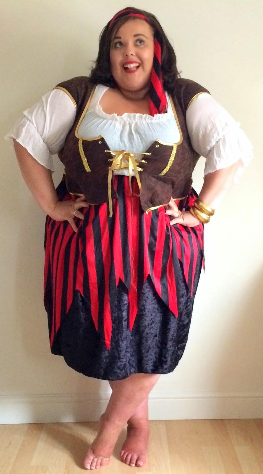 Ahoy There Fancy Fatties! : Plus Size Fancy Dress – Naomi-G.com