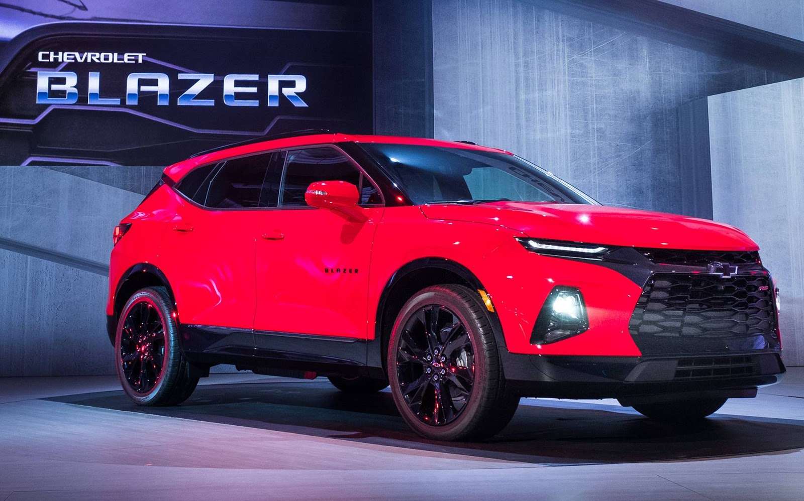 Novo Chevrolet Blazer 2019: SUV do Camaro - vídeo | CAR ...