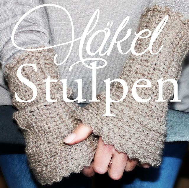 Create Your Life Häkel Stulpen