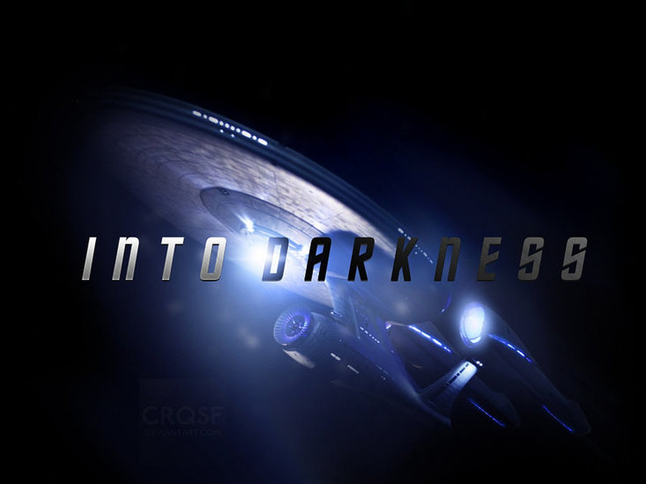 Star Trek Into Darkness Wallpapers: Everything About PowerPoint & Wallpapers