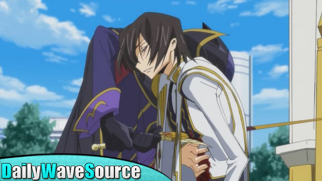 Code Geass Anime R2 Ending Explained (Lelouch Lamperouge Is