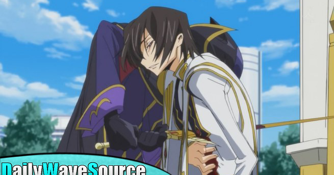 Code Geass Anime R2 Ending Explained Lelouch Lamperouge Is Still Alive Code Geass R3 Confirmed
