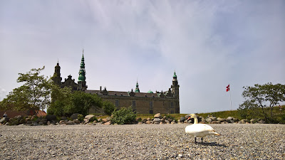 Kronborg Slot.