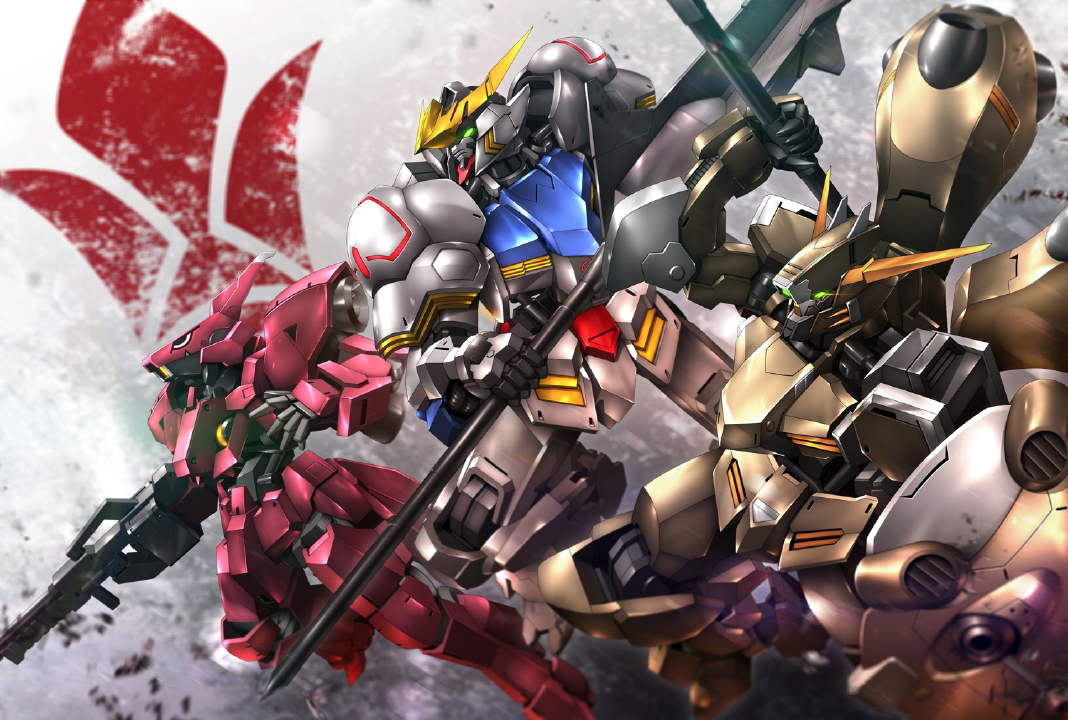 Mobile Suit Gundam: Iron-Blooded Orphans Season 2 Subtitle Indonesia Batch