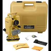 Kalibrasi Theodolite Digital Topcon DT-205l Laser