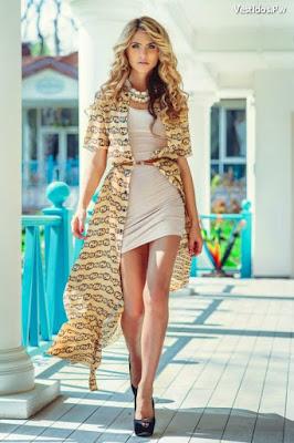 Vestidos de moda para fiesta de matrimonio