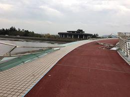 14469620 1037977852966892 1071237751187039706 n - 高美濕地新地標再會了,耗資2億多元景觀橋剛啟用後就被颱風吹毀了