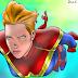 DESENHO DIGITAL #29 - Capitã Marvel
