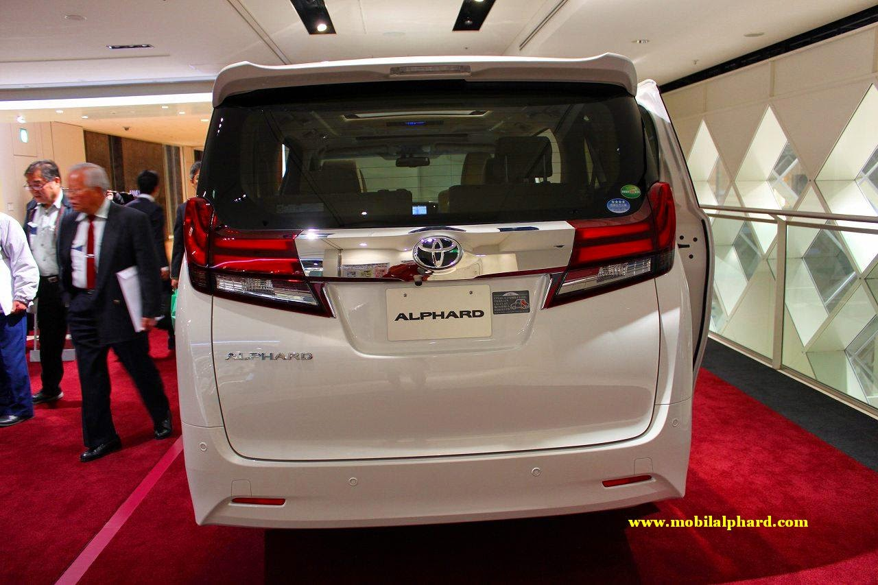 all new vellfire 2015 interior camry vs accord toyota alphard 2 5 pusat mobil cbu