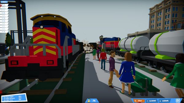 Beware of Trains PC Full