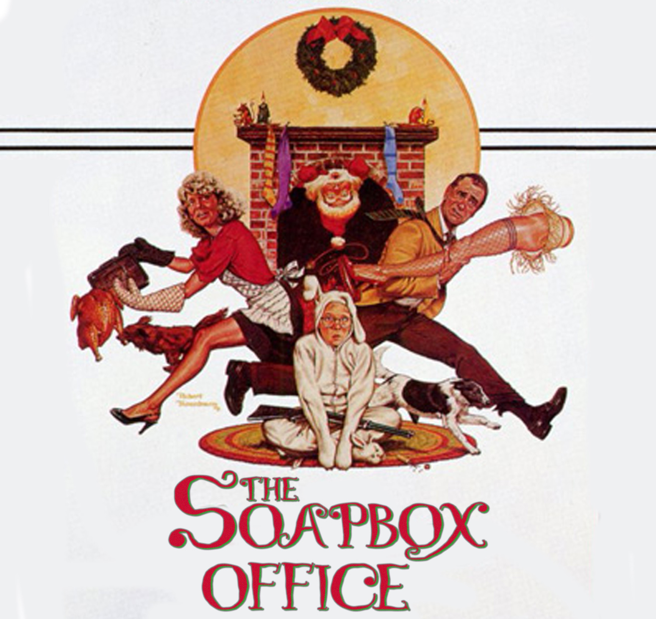 the soapbox office podcast bob clark christmas