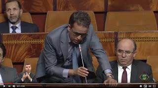 الأخ عبد الرحمان أبليلا يساءل الحكومة حول تدابير إطلاق حوار وطني حول النموذج التنموي الجديد