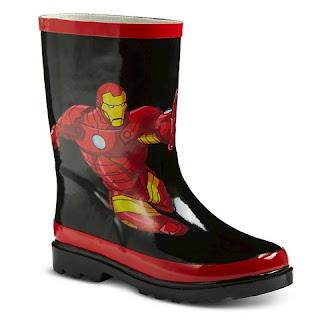 Ironman rain boots