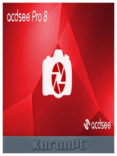 ACDSee Pro 8.1 Build 270 + Free/KeyGen