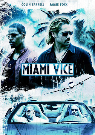 Poster Of Miami Vice In Dual Audio Hindi English 300MB Compressed Small Size Pc Movie Free Download Only At worldfree4u.com