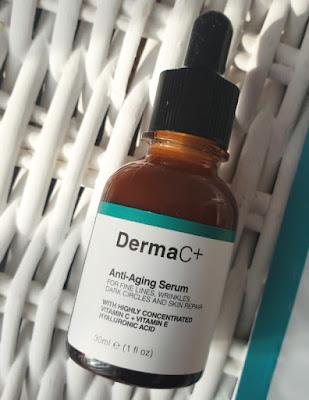 DermaC+ Anti-Aging Serum