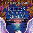 Riders of the Realm: Across the Dark Waters, by Jennifer Lynn Alvarez--tackling slavery and colonialsm with flying horses