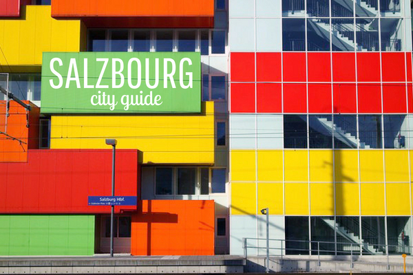 salzbourg city guide
