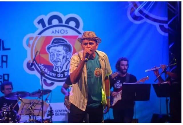 Interpretado por Osmando Silva, 'Um coco pra Jackson' é finalista em Festival de Música