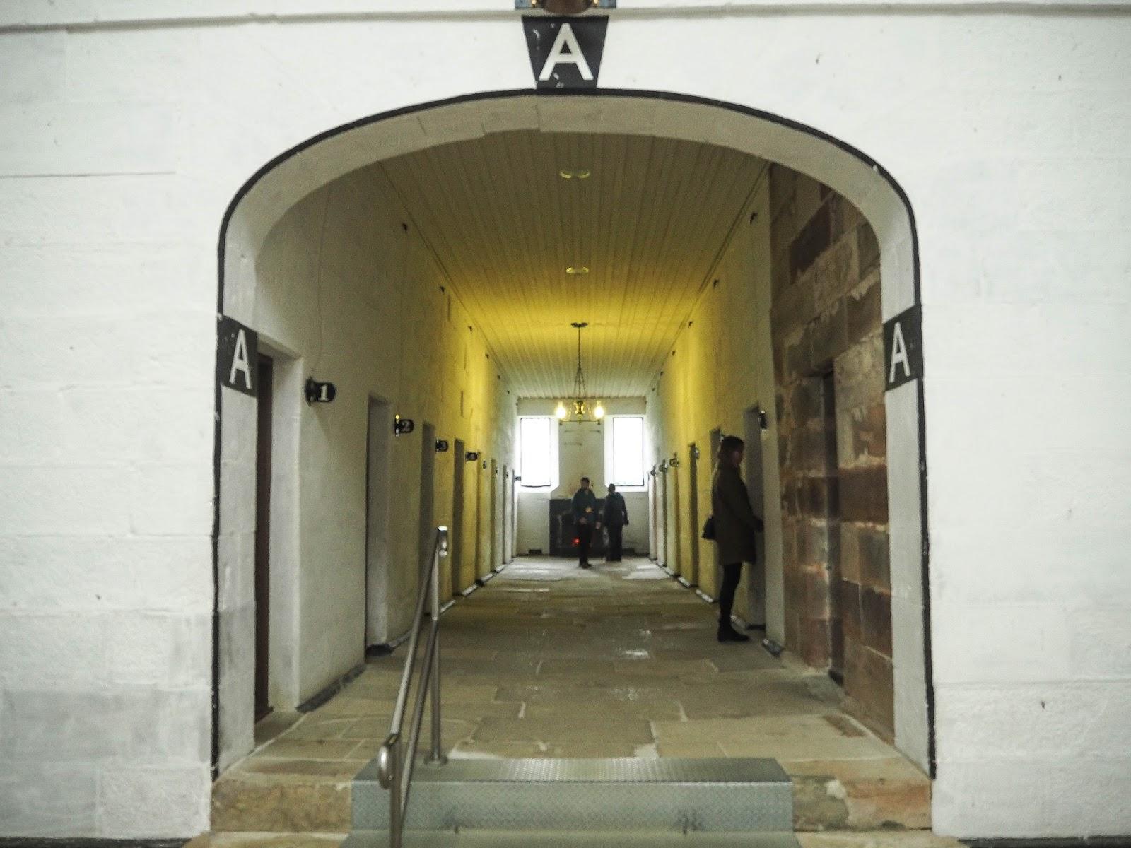 port arthur tasmania prison cells