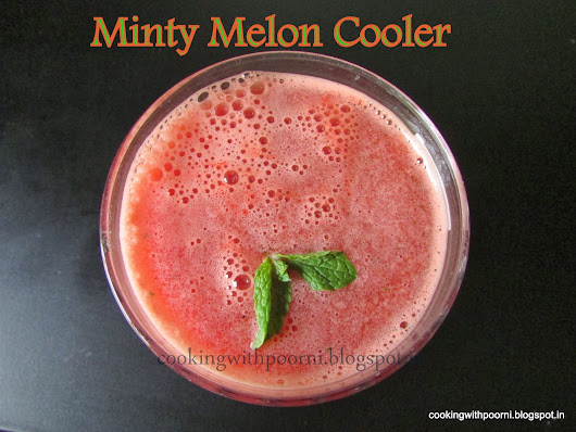 Minty Melon Cooler