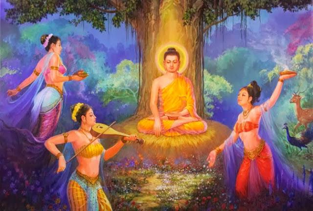 Đạo Phật Nguyên Thủy - Kinh Tăng Chi Bộ - Bốn sự sợ hãi của người xuất gia