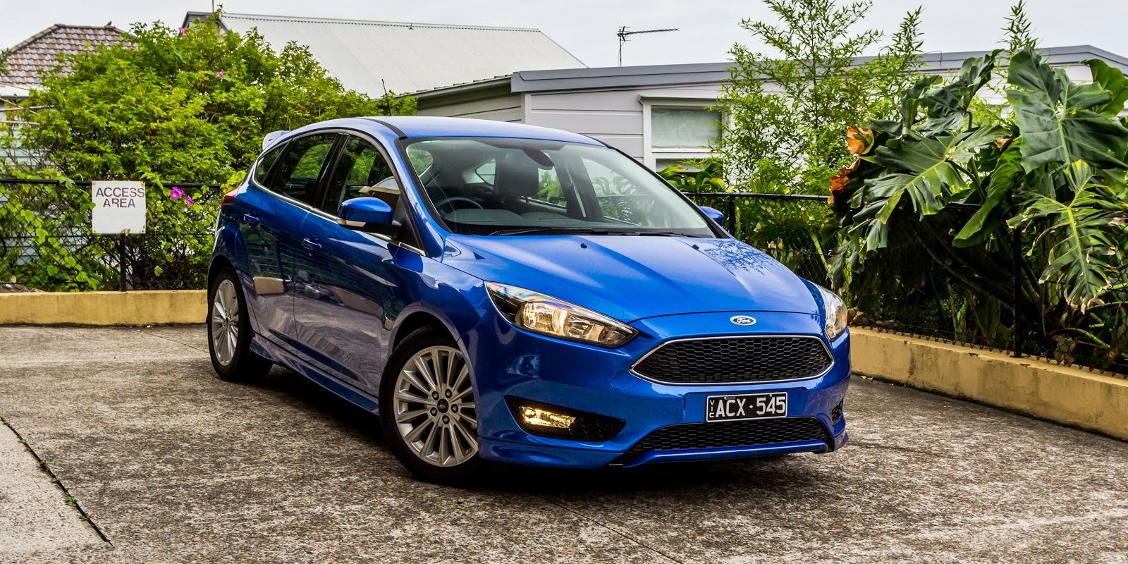 Ford Focus 2016 được đánh giá là chiếc xe thông minh nhất trong phân khúc