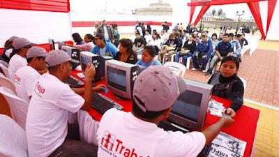 Semana del Empleo en Lima, trabajar en Lima