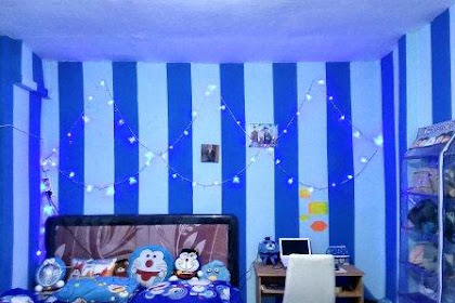 Dekorasi Kamar Doraemon Sesuai Keinginan
