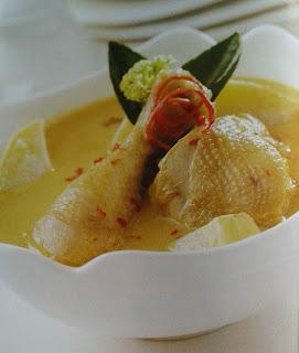 Gambar resep ayam tuturuga