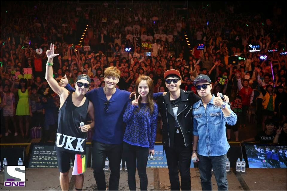 Race Start! Season 2 in Singapore & Malaysia, Running Man Fan Meeting Asia Tour 2014, running man, korean game show, k-pop game show, korean entertainment