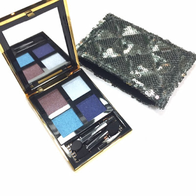 "YSL ""Arctic Night"" palette,"