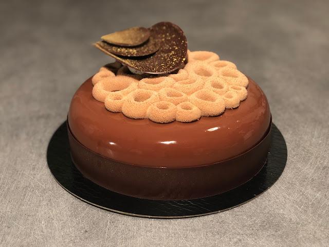 pétale de chocolat antonio bachour