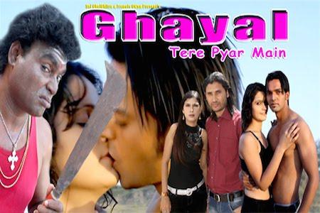 Ghayal Tere Pyaar Mein 2015 Hindi Movie Download